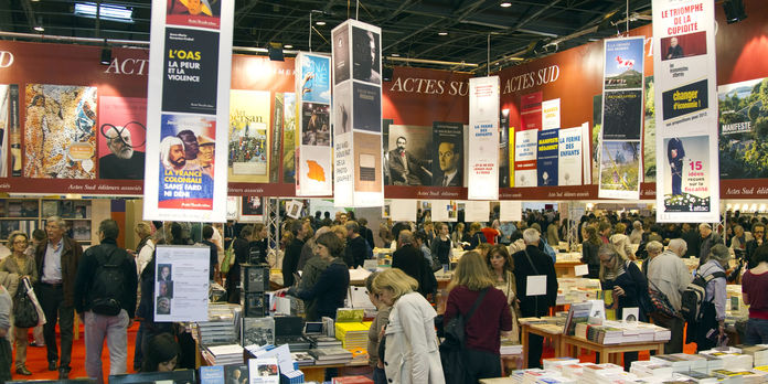 Le maroc invit d 39 honneur du salon du livre de paris 2017 for Salon sugar paris 2017