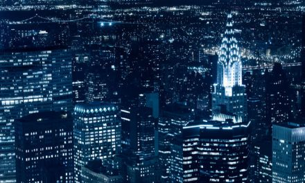 « New York, esquisses nocturnes » de Molly Prentiss