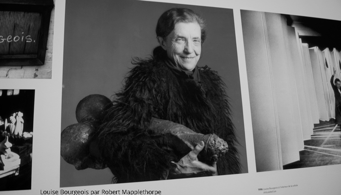 « Louise Bourgeois : géométries intimes » de Robert Storr
