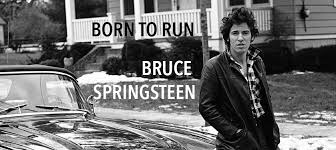 « Born to run » de Bruce Springteen, chez Albin Michel